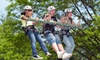 Terrapin Adventures - New Weave Building: Zipline, Ropes Course, and Other Outdoor Attractions at Terrapin Adventures (Up to 50% Off). Two Options Available.