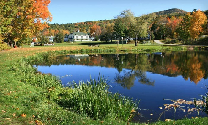 Snowflake Inn - Jackson, NH: Two-Night Stay with Champagne, Chocolate Truffles, and Resort Credit at Snowflake Inn in Jackson, NH