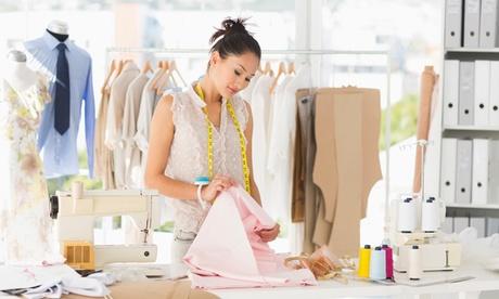 Pack formativo online de costura por 16 € en Cursos Click