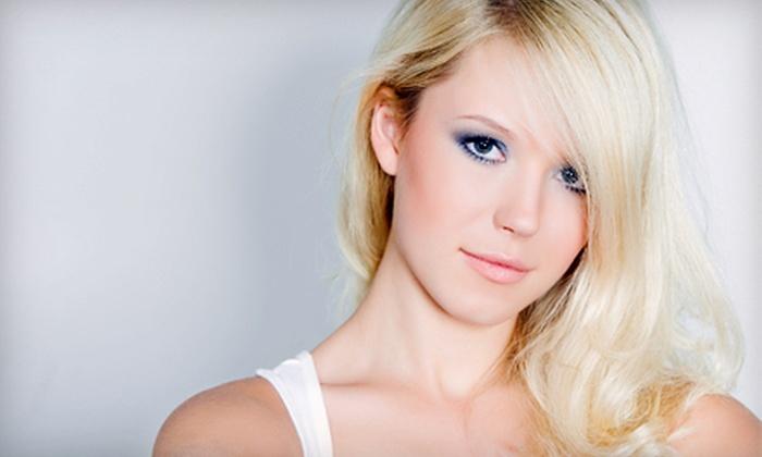 Newport Hair Design - Costa Mesa: $30 Worth of Hair-, Nail-, and Skincare