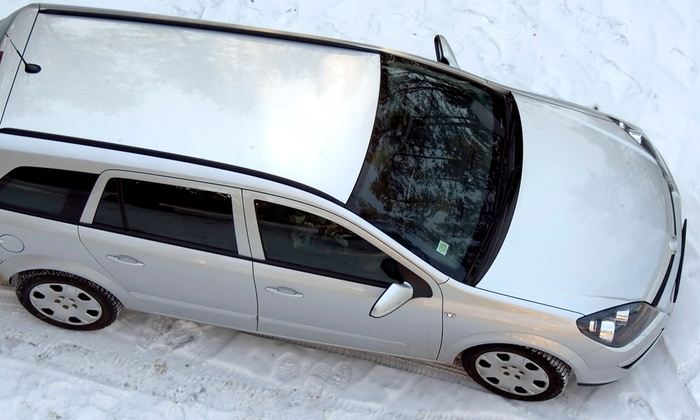 5280 Window Tint - Twin Lakes: $125 for Tinting of Five Car Windows at 5280 Window Tint ($250 Value)