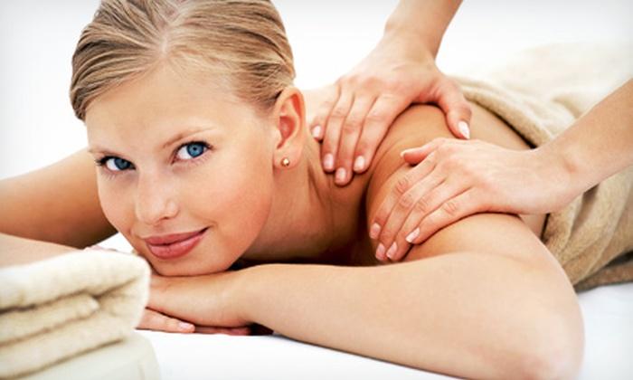 Peridot Massage - Northeast: One 60-Minute Massage or Three 30-Minute Massages at Peridot Massage (Up to 53% Off)
