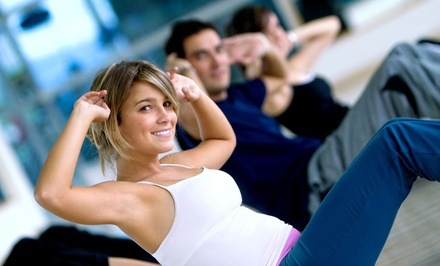 One- or Three-Month Gym Membership with Unlimited Tanning at Anytime Fitness (73% Off)
