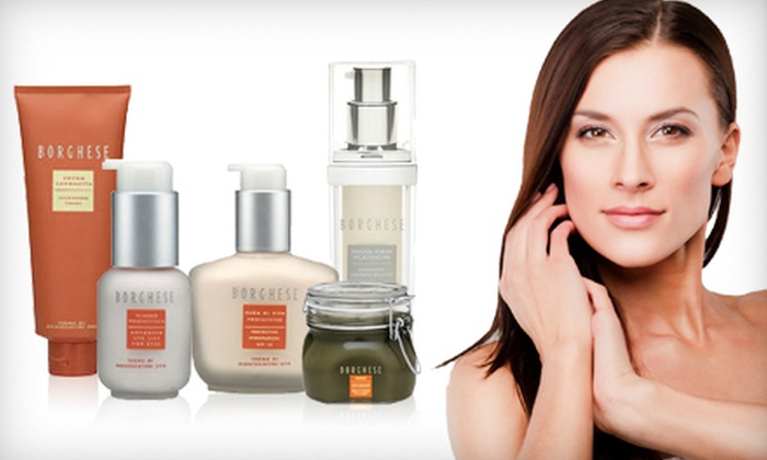 Borghese Five-Piece True Beauty Kit: $44 for a Borghese Five-Piece True Beauty Skincare Kit ($217 List Price)