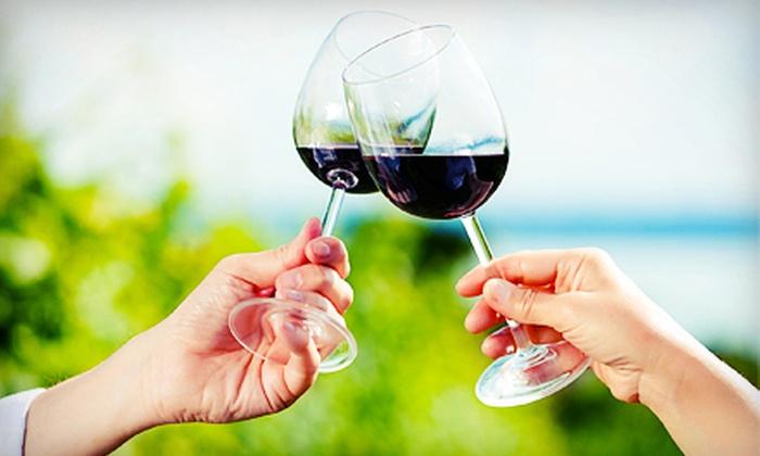 Half Moon Bay Food & Wine Fare - Half Moon Bay: Half Moon Bay Food & Wine Fare Package for Two or Four from Santa Cruz Mountains Winegrowers Association (Up to 52% Off)