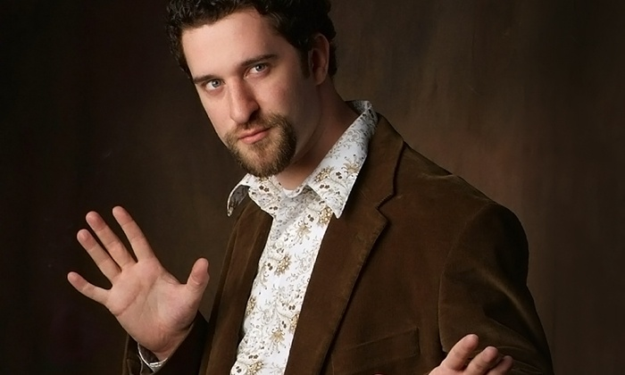 "Dustin Diamond - Concord: Dustin Diamond, Screech from ""Saved by the Bell,"" at Showroom Theatre at Dave and Buster's (Up to 55% Off)"