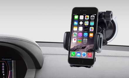 Merkury Universal Smartphone Windshield Car Mount