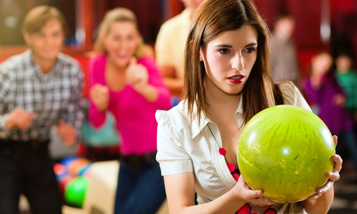 Action Lanes - El Monte City: Two Hours of Bowling with Shoe Rentals for Two, Four, or Six at Action Lanes (Up to 65% Off)