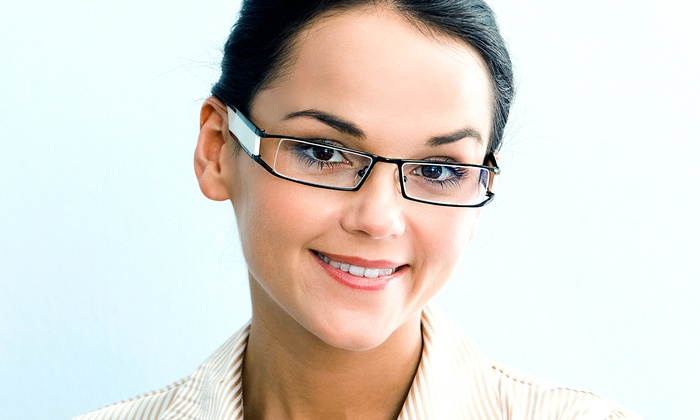 Eyesite Optometry - Multiple Locations: $49 for Eye Exam and $150 Toward Lenses and Frames at Eyesite Optometry ($279 Value)