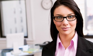Cohen's Fashion Optical: $35 for Eye Exam and $250 Toward Frames and Lenses at Cohen's Fashion Optical ($295 Value)