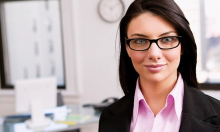 $35 for Eye Exam and $250 Toward Frames and Lenses at Cohen's Fashion Optical ($295 Value)