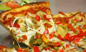 John's Pizza: Pizza for Takeout or Delivery, Valid Sunday–Thursday or Friday–Saturday from John's Pizza (35% Off)