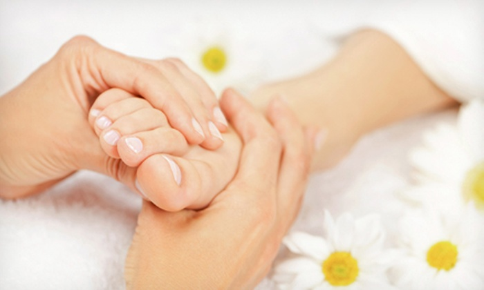 Lan Foot Spa - North Bethesda: 60- or 90-Minute Acupressure and Reflexology Treatment at Lan Foot Spa (Up to 51% Off)