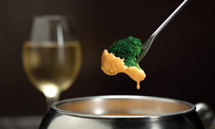The Melting Pot - Multiple Locations: $50 for a Three-Course Meal for Two with Champagne Toast at The Melting Pot ($91.90 Value)