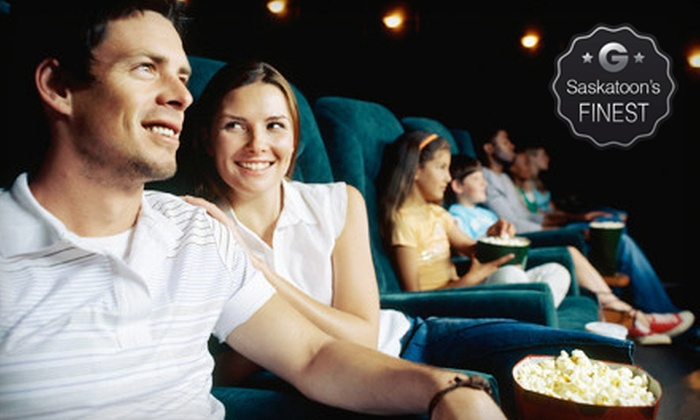 Rainbow Cinemas - Wildwood: $7 for Movie for Two with One Large Popcorn at Rainbow Cinemas (Up to $14 Value)