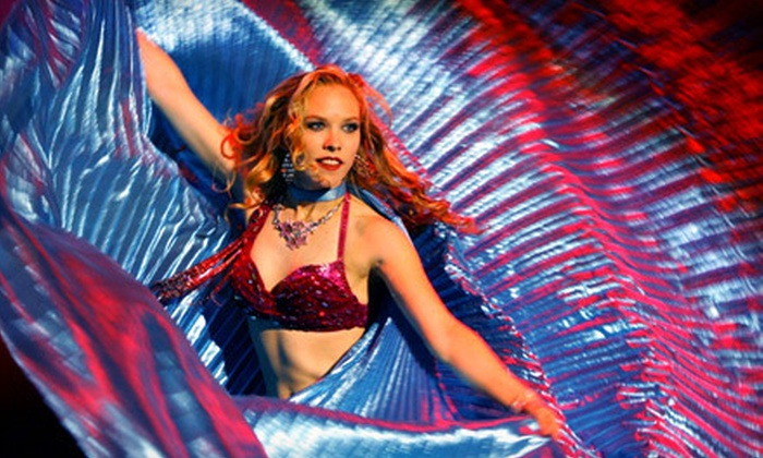 Bellydance Superstars - San Jose: $22 to See Bellydance Superstars Presents The Magic of Dance on October 10 at San Jose Civic (Up to $44.85 Value)