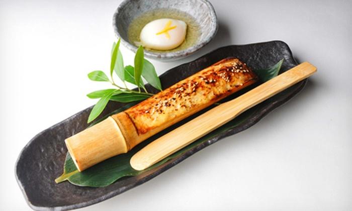 Zenkichi - Williamsburg: $30 for $50 Worth of Upscale Japanese Cuisine at Zenkichi