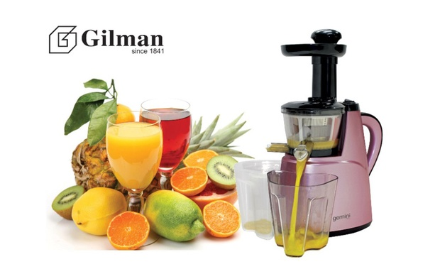 Gilman Gemini Slow Juicer Review : 65% off From $698 for a Gemini Slow Juicer (worth up to $3,996) on August 10th, 2016 Deals ...