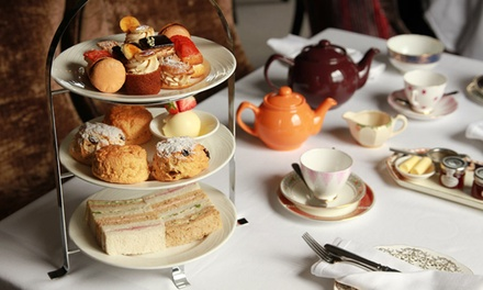 Festive, Traditional or Prosecco Afternoon Tea for Two or Four at Stables Bar & Grill Restaurant Lounge (Up to 44% Off)
