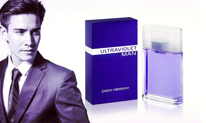 Paco Rabanne Ultraviolet Man Aftershave 100ml for £24.98 (47% Off)