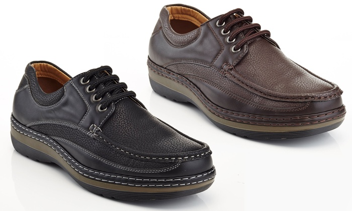 Henry Ferrera Parker-200 Men's Classic Lace-Up Sneakers