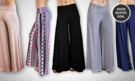 OhConcept Pallazo Pants. Multiple Styles Available. Free Returns.
