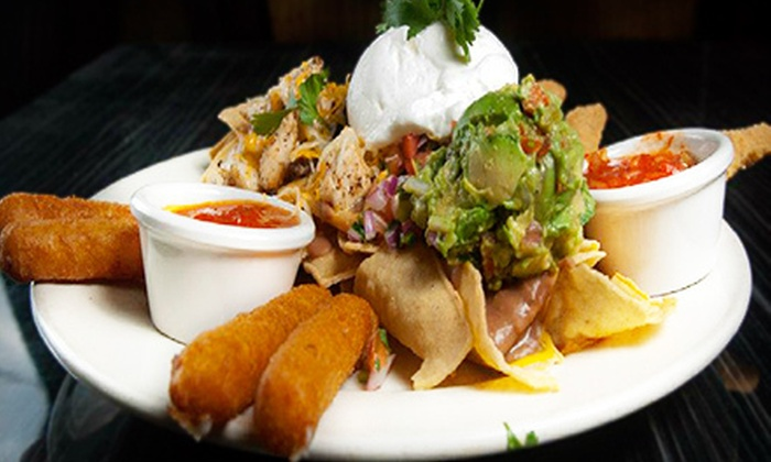 The Buzzer Grill and Bar - Kingswood: $15 for $30 Worth of American and Indian Fare at The Buzzer Grill and Bar