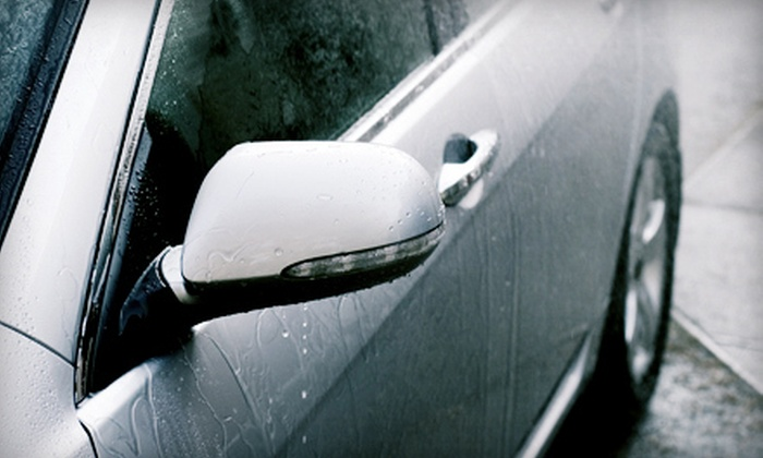 Wash-Works Car Wash - Multiple Locations: $16 for Three Best Washes at Wash-Works Car Wash ($36 Value)