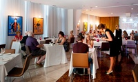 4* Hilton Two-Course Meal for Two or Four at Hilton Liverpool HQ (Up to 44% Off)