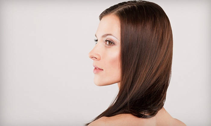 Hello Beautiful Colour Salon & Art Spa - South Tampa: $99 for a Keratin Smoothing Treatment at Hello Beautiful Colour Salon & Art Spa (Up to $275 Value)