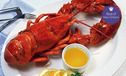 $15 for $30 Worth of Seafood and Steak at Jack Dempsey's Restaurant