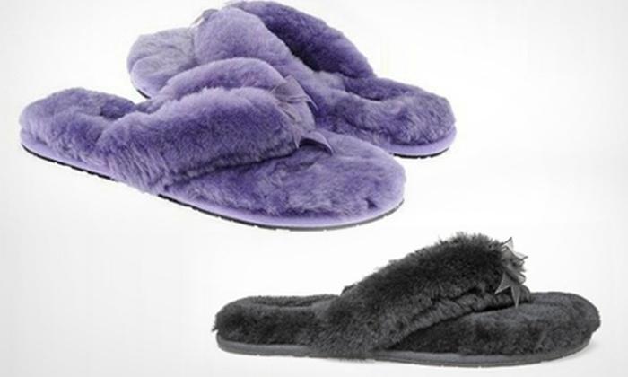 1225b457e Sheepskin Slippers