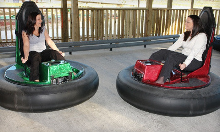 Adventure Kingdom - Lumberton: Mini Golf, Bumper Cars, and Paddleboats for One, Two, or Four at Adventure Kingdom in Lumberton (Up to 54% Off)