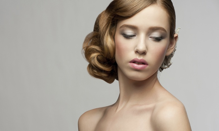 Royal By Lauren - Dallas: Airbrush Makeup Application with Trial from Royal by Lauren (56% Off)