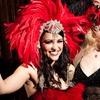 Up to 50% Off Valentine's Burlesque or Speak Easy Nite