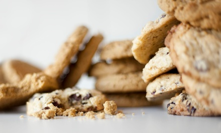 One-, Two-, or Four-Dozen Cookies Cookies with Delivery from Delightful Desserts (Up to 54% Off)