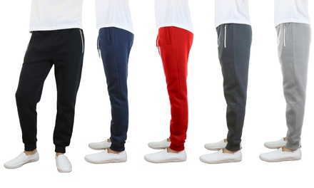 Men's Fleece Joggers (2-Pack)