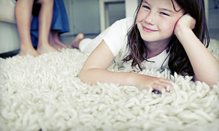 HD Certified Professionals - Northeast San Antonio: One or Two Carpet Steam-Cleaning Treatments for Four Rooms and a Hallway from HD Certified Professionals (Up to 75% Off)