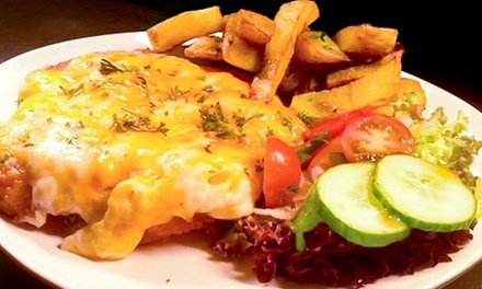 Chicken Parmo For Two