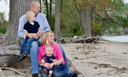 $59.99 for an On-Location Photo Shoot with Digital Images and One Print from Kelleigh Ann Renee Photography ($250 Value)