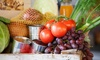 GrubMarket Inc: Four-Week Local Produce Subscription from GrubMarket (Up to 44%Off). Four Options Available.