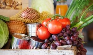 Masseria Fortificata Agriturismo Oasi Rupestre: Menu vegetariano a km zero con bottiglia di vino per 2 o 4 persone all'agriturismo Oasi Rupestre (sconto fino a 73%)