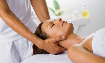 Spa Packages with Massage at Therapeutic Healing Massage (Up to 53% Off). Two Options Available.