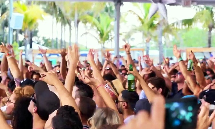 Miami Massive - Nikki Beach: Miami Massive 2014 at Nikki Beach on March 25 at Noon (Up to 48% Off)