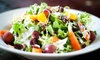 Open Stage Club - Coral Gables Section: Lunch or Cocktails and Appetizers for Two at Open Stage Club (Up to 54%   Off)