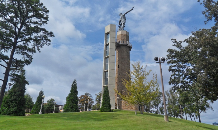 Vulcan Park and Museum - Five Points South: Visit for Two or Four to Vulcan Park and Museum (50% Off)