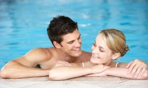 Metamorfoza: Randka w spa dla dwojga: seans w saunie parowej i bon na masaż za 99,99 zł w salonie Metamorfoza (zamiast 200 zł)