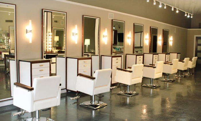 Eleven 11 Hair Studio - Uptown: One or Three Blowouts with Deep-Conditioning Shots, or Moroccanoil Blowout at Eleven 11 Hair Studio (Up to 80% Off)