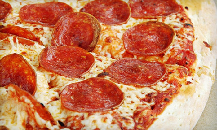 JoJo's Pizza Kitchen - Multiple Locations: $12 for $25 Worth of Italian Food at JoJo's Pizza Kitchen