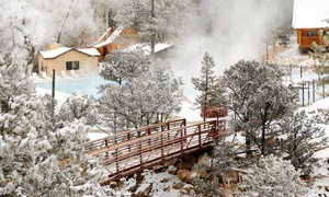 Hot Springs at Mt. Princeton: Hot Springs Admission for Two at Historic Mt. Princeton Hot Springs Resort (Up to 43% Off)